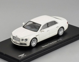 BENTLEY Flying Spur W12, glacier white