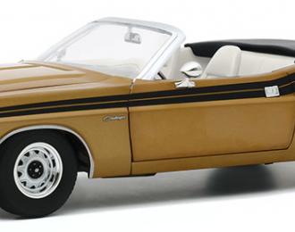 "DODGE Challenger 340 Convertible 1971 Gold (из телесериала ""The Mod Squad"")"