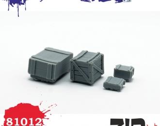 ZIPMaket Деревянные ящики и коробки