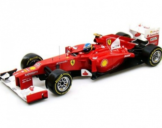 FERRARI F2012 Alonso, red