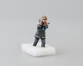 Фигурка Пожарный, ствольщик (вариант 2)