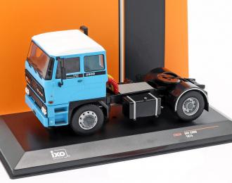 DAF 2800 1975 Light Blue / White
