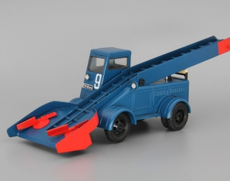 Сборная модель Лаповый снегопогрузчик С-4