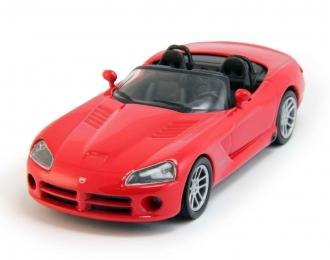 DODGE Viper SRT-10, Суперкары 17, red