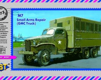 Сборная модель Полевая оружейная мастерская М7 (GMC)