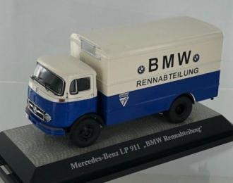Mercedes-Benz LP911 фургон BMW Racing Department