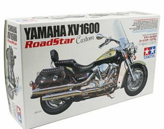 Сборная модель Yamaha XV1600 RoadStar Custom
