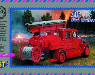 Сборная модель ЗИС-5 пожарный
