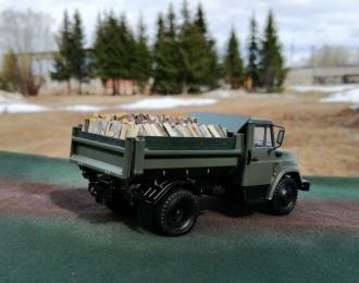Груз в кузов Дрова колотые для ZIL-ММЗ-45085