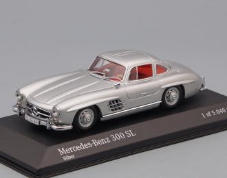 MERCEDES-BENZ 300 SL (1955), silver
