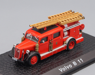 VOLVO B11 Fire Brigade 1965