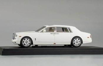 ROLLS-ROYCE Phantom Extended Wheelbase II (2003), english white