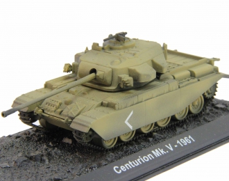 Centurion Mk.V армии Израиля (1959), Танки Мира Коллекция Спецвыпуск 5