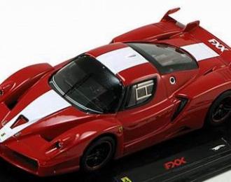 FERRARI FXX, red/white