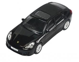 PORSCHE Panamera Turbo, black