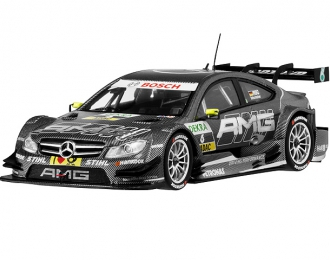 MERCEDES-BENZ AMG C-Class Ralf Schumacher DTM (2012), black carbon