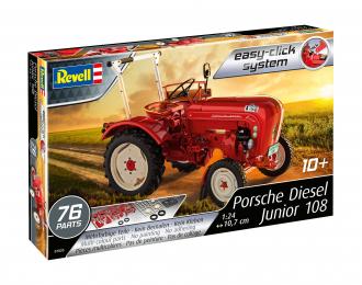 Сборная модель Трактор Porsche diesel Junior 108