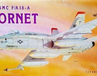 Сборная модель Американский истребитель-бомбардировщик F/A-18A Hornet