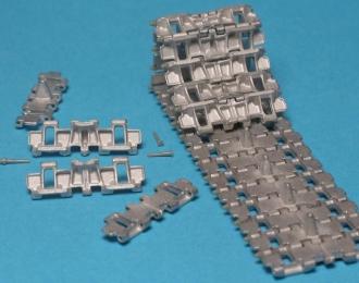Траки наборные железные ИС-2/ ИС-3/ ИСУ-152/ КВ-85/ КВ-1с (железо)
