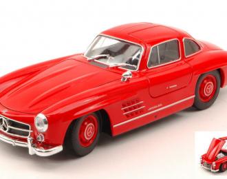 Mercedes-Benz 300SL Gullwing W198 1954 красный