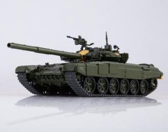Танк Т-90, Наши танки 16
