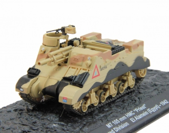 "M7 105 mm HMC ""Priest"" 1st Armored Division El Alamein (Egypt) - 1942, Автомобиль на Службе Спецвыпуск"
