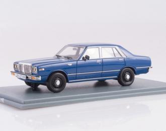 Datsun 200L Laurel C230 blu scuro 1977