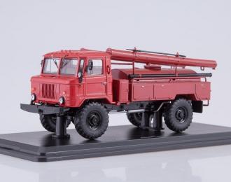 АЦ-30 (66), красный