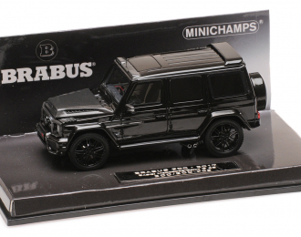 BRABUS 900 BASED ON G 65 2017 BLACK
