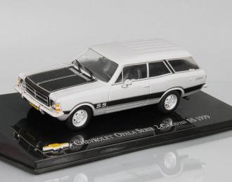 (Уценка!) CHEVROLET Opala Serie 2 Caravan SS (1979), silver / black