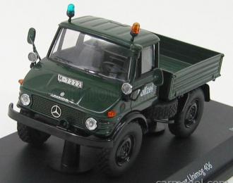 (Уценка!) MERCEDES-BENZ Unimog 406 Polizei Munchen