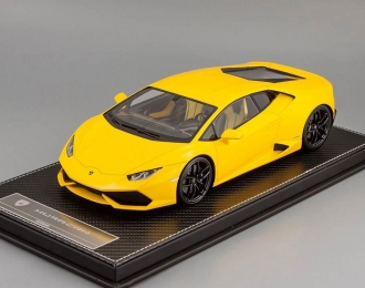 LAMBORGHINI Huracan LP610-4, yellow