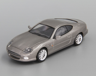 ASTON MARTIN DB7, grey