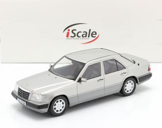 Mercedes-Benz E-Class (W124) - 1989 (astral silver)