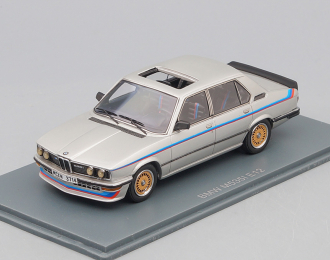 BMW M535i ( E12 ) 1978, Silver with stripes