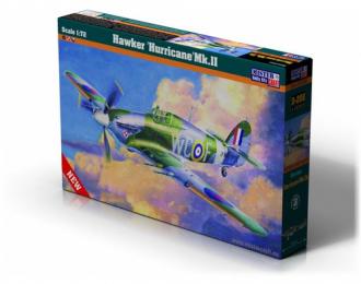 "Сборная модель Самолет Hawker ""Hurricane"" Mk.IIc"