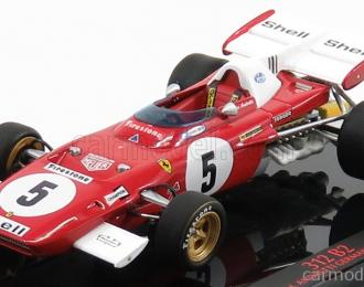 FERRARI F1 312B2 N 5 GERMANY GP 1971 MARIO ANDRETTI