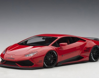 Lamborghini Huracan LB Performance (red)