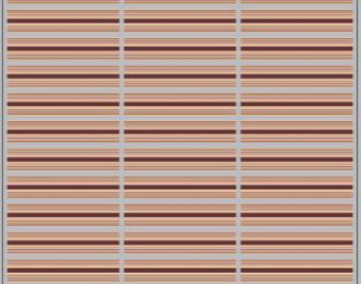 Набор декалей Декор для сидений Икарус (коричневые) (100х140)