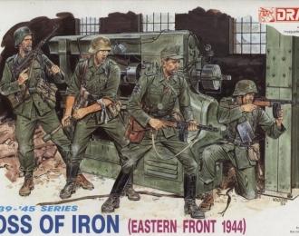 "Сборная модель Набор фигур ""Cross of Iron"" (Eastern front 1944)"