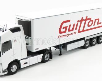 "VOLVO FH4 500 c полуприцепом-рефрижератором ""Transports Guitton"" 2020"