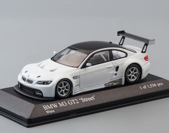 "BMW M3 GT2 E92 ""Street"" (2009), white / black"