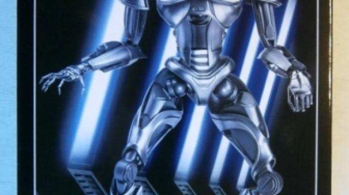 Сборная модель Фигурка Cylon Centurion