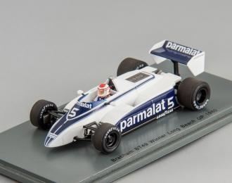 Brabham BT49 #5 Winner Long Beach GP 1980 Nelson Piquet