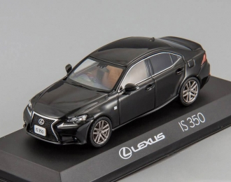 LEXUS IS350 F Sport, black