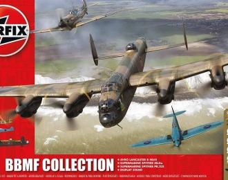 Сборная модель Набор британских самолетов Второй Мировой войны (Подарочный набор)
