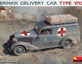 Сборная модель Немецкий автомобиль TYPE 70V