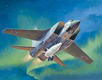 Сборная модель Самолёт M-31BM. w/KH-47M2
