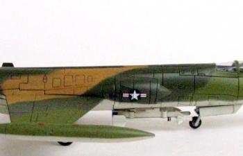 "USAF F-104C ""Pussy Cat"", 435th TFS Lt. Joe Nevers Squadron Commander Udorn AFB, Thailand"