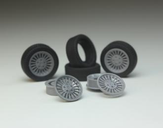 Комплект колес #27 (BMW)